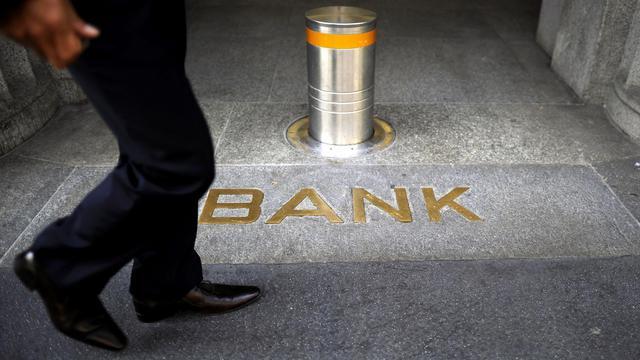 """""""Il n'y a plus de secret bancaire en Suisse, c'est fini, c'est terminé"""", a martelé mercredi à Genève Osmond Plummer, conseiller international en gestion de fortune, devant un parterre de banquiers privés venus s'enquérir du futur de la place financière suisse. [AFP]"""