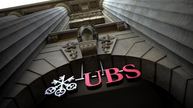 Le siège d'UBS à Zurich [Fabrice Coffrini / AFP/Archives]