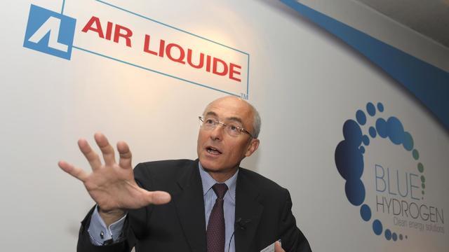 Benoit Potier, PDG d'Air Liquide, le 4 octobre 2011 à Marcoussis, près de Paris [Eric Piermont / AFP/Archives]