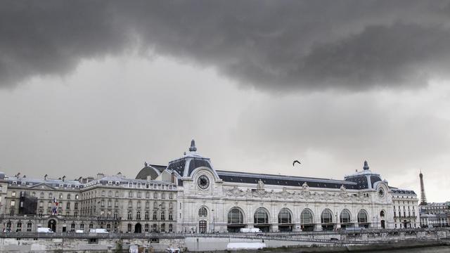 Le musée d'Orsay, à Paris [Francois Guillot / AFP/Archives]