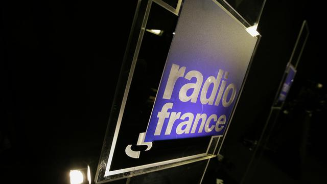 Le logo de radio france [Alexander Klein / AFP/Archives]