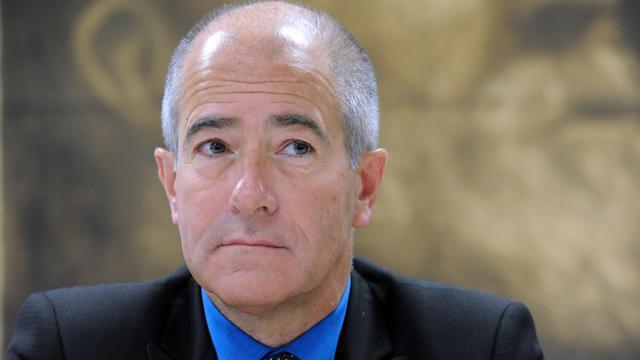 Le sénateur Christian Bourquin (PS), président du conseil régional du Languedoc-Roussillon, le 30 novembre 2011 à Montpellier [Pascal Guyot / AFP/Archives]