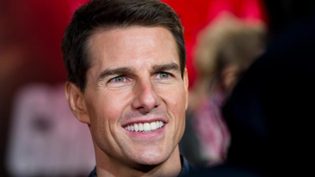 """Un représentant de Tom Cruise a qualifié mercredi de """"mensonges éculés"""" les informations du magazine américain Vanity Fair selon lesquelles l'Eglise de Scientologie, dont l'acteur est un membre éminent, aurait mené des auditions pour lui choisir une compagne.[AFP]"""