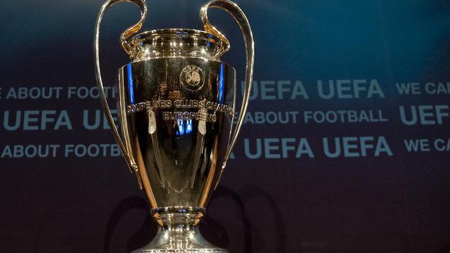 Trophée de la Ligue des champions [Sebastien Bozon / AFP]