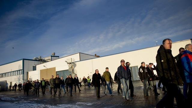Le gouvernement de la Suède a annoncé jeudi qu'il proposait d'abaisser le taux d'imposition sur les sociétés de 4,3 points, à 22%, dans son projet de budget 2013. [SCANPIX SWEDEN]