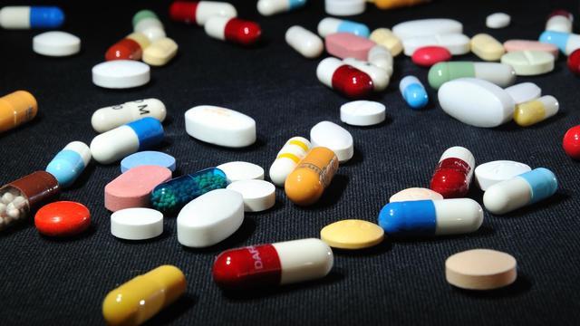 Des médicaments [Philippe Huguen / AFP/Archives]