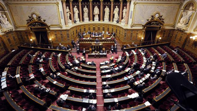 Le Sénat français [Eric Feferberg / AFP/Archives]