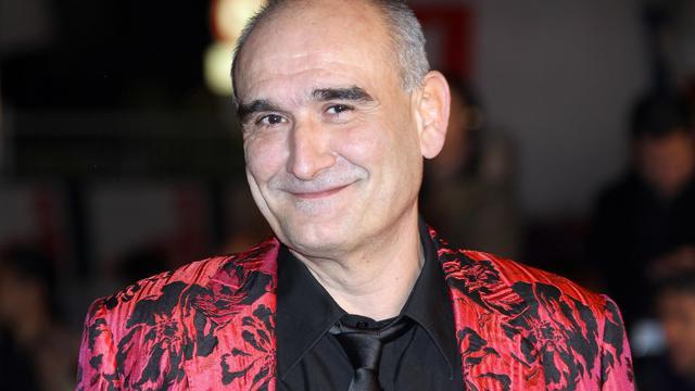 Le PDG d'Universal Music France, Pascal Nègre, le 28 janvier 2012 à Cannes [Valery Hache / AFP/Archives]