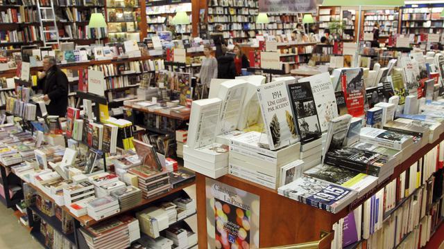 Une librairie [Francois Guillot / AFP/Archives]