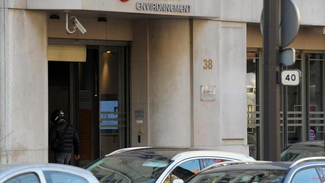 Le siège du groupe Veolia Environnement [Eric Piermont / AFP/Archives]