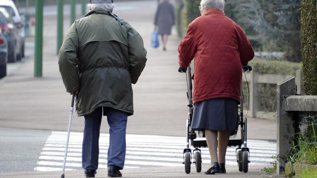 Des retraités [Damien Meyer / AFP/Archives]