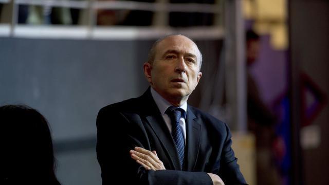 Le maire de Lyon Gérard Collomb (PS) le 1er mars 2012 à Lyon [Fred Dufour / AFP/Archives]