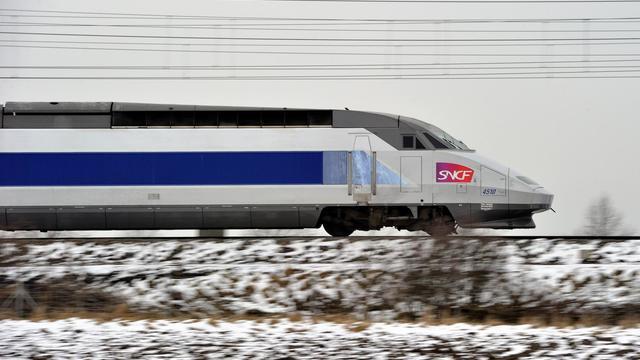 Un TGV de la SNCF [Philippe Huguen / AFP/Archives]