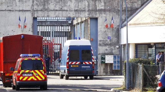 La maison d'arrêt de Gradignan, en Gironde, en mars 2012 [Patrick Bernard / AFP/Archives]