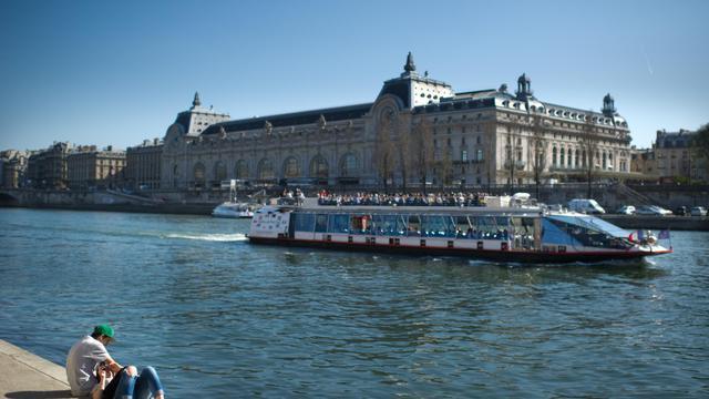 Le Musée d'Orsay à Paris [Martin Bureau / AFP/Archives]
