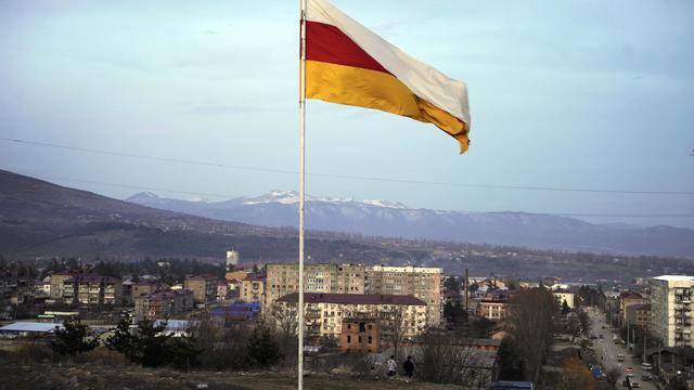 La république séparatiste géorgienne pro-russe d'Ossétie du Sud va raser des villages géorgiens situés sur son territoire, mais abandonnés par leur population pendant la guerre éclair avec la Russie en 2008, ont rapporté des médias géorgiens mercredi.[AFP]
