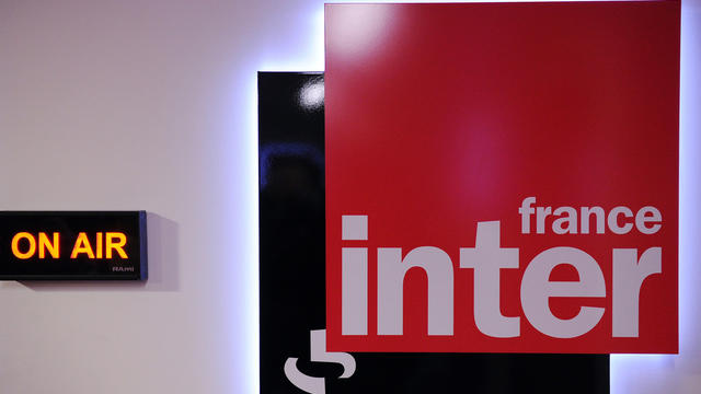 Le logo de France Inter [Franck Fife / AFP/Archives]