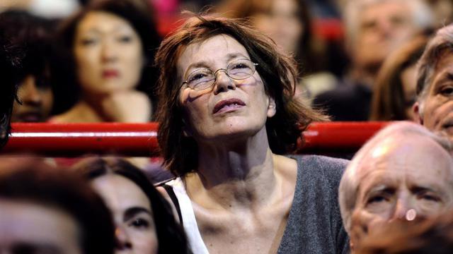 """Jane Birkin a dû annuler la représentation de son spectacle """"Gainsbourg, poète majeur"""" [AFP / Archives]"""
