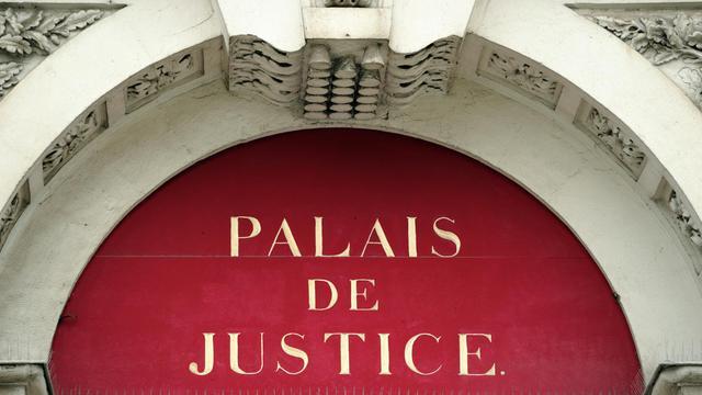Photo de la façade du Palais de Justice de Lille [Philippe Huguen / AFP/Archives]