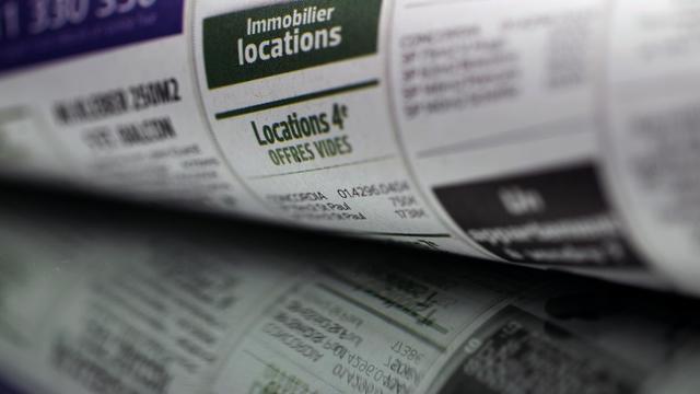 Petites annonces immobilières [Joel Saget / AFP/Archives]