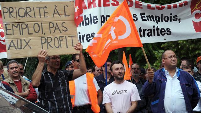 Le groupe Lohr, fabricant de systèmes de transport, a annoncé mercredi à ses salariés son intention de supprimer 168 postes dans le cadre d'un plan de sauvegarde de l'emploi, a-t-on appris de source syndicale.[AFP]
