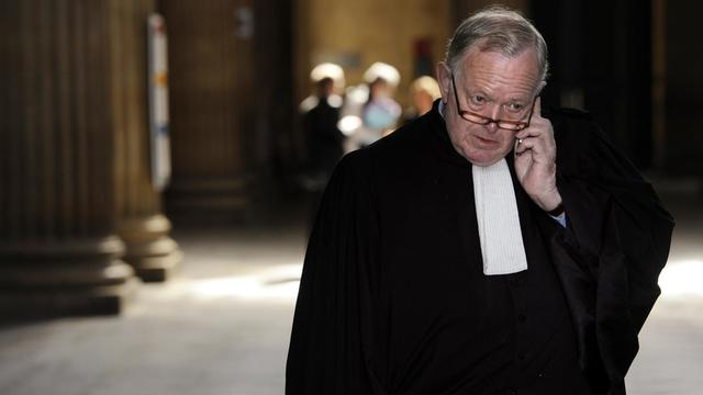 Olivier Metzner le 14 juin 2011 au palais de justice à Paris [Jean-Pierre Muller / AFP/Archives]