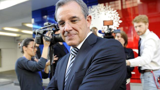 Le député UMP Thierry Mariani, chef de file de la Droite populaire, estime que l'UMP, qui renouvellera ses instances dirigeantes en novembre, n'est pas une réussite et n'a jamais su rassembler la totalité de la droite et du centre.[AFP]