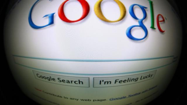 Le site internet Google [Joel Saget / AFP/Archives]
