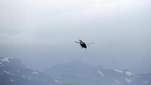 L'aviation turque a bombardé des sites appartenant aux rebelles kurdes du Parti des travailleurs du Kurdistan (PKK) dans le nord de l'Irak à 14 reprises entre le 5 et le 9 septembre, tuant 25 rebelles, a affirmé lundi l'état-major des armées turques sur son site internet. [AFP]