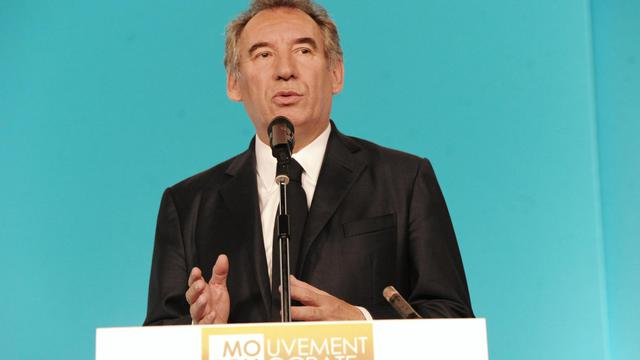 François Bayrou le 30 juin 2012 à Paris [Mehdi Fedouach / AFP/Archives]