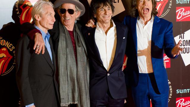 Les Rolling Stones ont annoncé mardi la sortie mi-novembre d'un nouvel album reprenant leurs grands succès et deux nouveaux titres - leur premier enregistrement commun depuis sept ans - mais sans évoquer le retour sur scène escompté par leurs fans.[AFP]