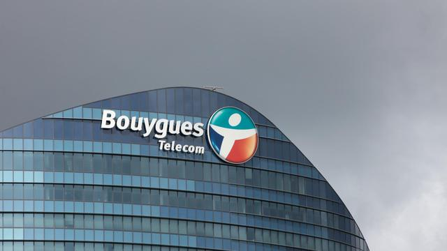 L'immeuble de Bouygues Télécom à Issy-les-Moulineaux [Loic Venance / AFP/Archives]