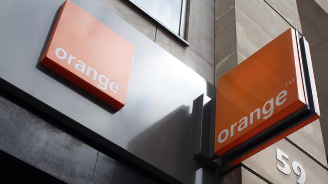 Le logo Orange [Ana Arevalo / AFP/Archives]