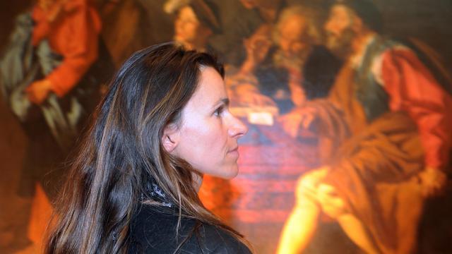 La ministre de la Culture Aurélie Filippetti a annoncé l'arrêt de plusieurs projets du précédent gouvernement (Hôtel de Nevers pour la photographie, Centre d'art pariétal Lascaux 4, salle supplémentaire pour la Comédie-Française...) et le report d'autres. [AFP]