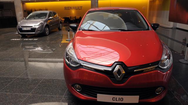 Le groupe Renault produira sa nouvelle Clio IV à 60% dans son usine de Brousse (Bursa) en Turquie et le 40% restant sur son site de Flins, dans les Yvelines, a révélé jeudi le site économique La Tribune. [AFP]