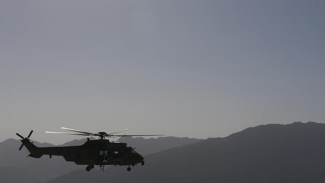 Deux soldats de l'Otan sont morts mercredi dans la chute d'un hélicoptère dans l'est de Afghanistan, a annoncé la force de l'Otan (Isaf) sur son compte Twitter.[AFP]