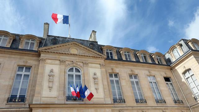 Le Palais de l'Elysée [Thomas Samson / AFP/Archives]