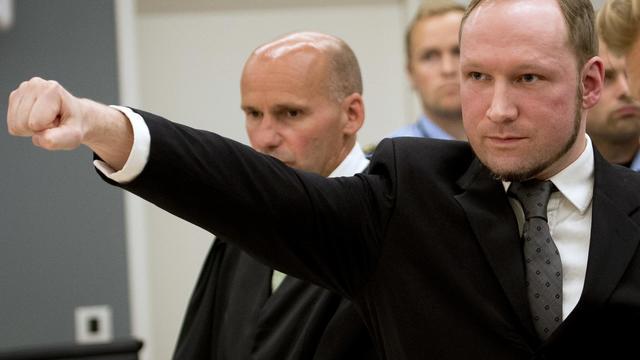 Le verdict prononcé contre l'extrémiste norvégien Anders Behring Breivik, condamné en août à la peine maximale pour le massacre de 77 personnes le 22 juillet 2011, est définitif après son refus attendu de faire appel, ont annoncé vendredi ses avocats. [AFP]