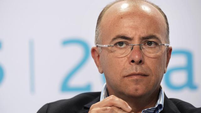 Le ministre délégué aux Affaires européennes, Bernard Cazeneuve, le 25 août 2012 à La Rochelle [Jean-Pierre Muller / AFP/Archives]