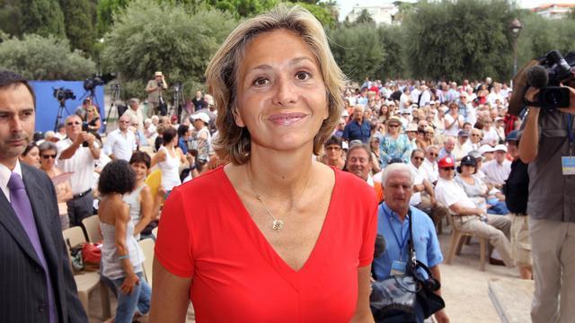 L'ex-ministre UMP Valérie Pécresse le 25 août 2012 à Nice [Valery Hache / AFP/Archives]
