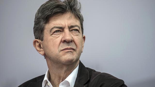 """Jean-Luc Mélenchon, coprésident du Parti de gauche, a qualifié lundi de """"politique d'austérité"""" conduisant """"nécessairement à l'enlisement"""" l'agenda de redressement détaillé la veille par le chef de l'Etat François Hollande. [AFP]"""