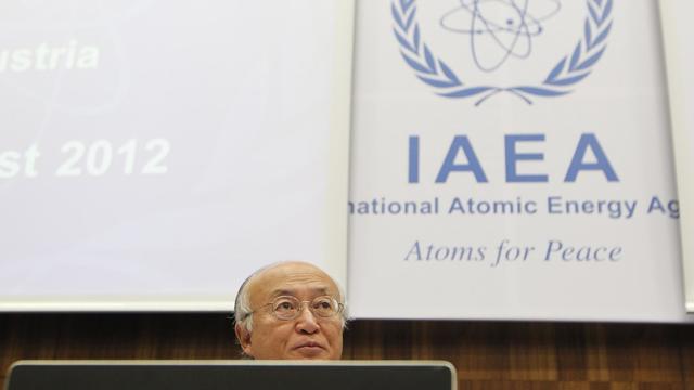 Les gouverneurs de l'Agence internationale de l'énergie atomique (AIEA) se replongent à partir de lundi dans l'épineux dossier du nucléaire iranien, avec des pays occidentaux désireux d'épingler Téhéran, accusé de ne pas jouer franc-jeu. [AFP]