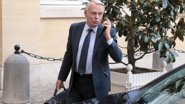 Jean-Marc Ayrault le 27 août 2012 à Matignon [Jacques Demarthon / AFP/Archives]