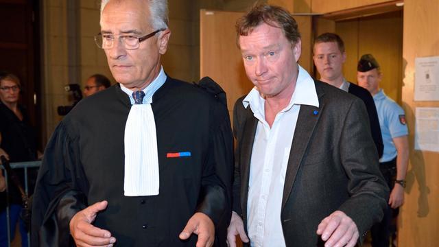"""Le père de Susanna Zetterberg, l'étudiante suédoise tuée en avril 2008 à Paris, s'est dit jeudi """"sûr que justice va être rendue"""", à la veille du verdict au procès de Bruno Cholet, chauffeur de taxi clandestin et délinquant multirécidiviste. [AFP]"""