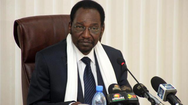 """Le président malien de transition Dioncounda Traoré a écrit au secrétaire général de l'ONU Ban Ki-moon pour demander """"appui et accompagnement"""" pour permettre à son pays de sortir de la crise, a appris l'AFP mardi de sources officielles maliennes. [AFP]"""