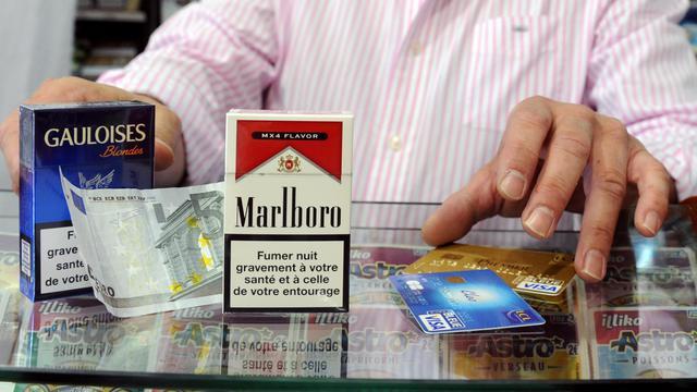 Un bureau de tabac à Toulouse, le 6 septembre 2012 [Pascal Pavani / AFP/Archives]