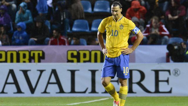 La Suède a battu la Chine 1 à 0 grâce à un but de Johan Elmander, jeudi, en match amical de préparation aux qualifications du Mondial-2014 des Suédois pour lesquels la grande vedette Zlatan Ibrahimovic a été plutôt ménagée, jeudi soir, à Helsingborg. [AFP]