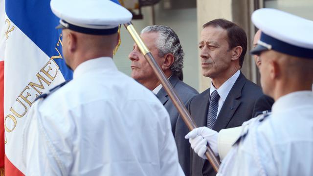 Le maire UMP de Marseille, Jean-Claude Gaudin, a regretté mercredi le départ du préfet délégué à la sécurité Alain Gardère, après la nomination en Conseil des ministres de Jean-Paul Bonnetain au nouveau poste de préfet de police des Bouches-du-Rhône. [AFP]