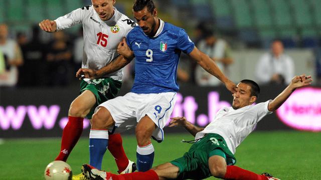 Victorieuse en Finlande pour la première de Didier Deschamps en compétition, l'équipe de France doit enchaîner par une victoire mardi au Stade de France contre le Belarus, alors que face à Malte, l'Italie doit se reprendre après un nul décevant en Bulgarie. [AFP]