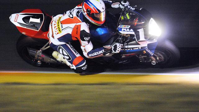 La Kawasaki N.11, tenante du titre, menait toujours les débats à l'issue de la 7e heure de course des 24 Heures du Mans Moto, possédant près d'un tour d'avance sur la Yamaha N.94, de l'écurie française GMT, et la Suzuki N.1. [AFP]